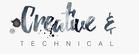creative and technical websites