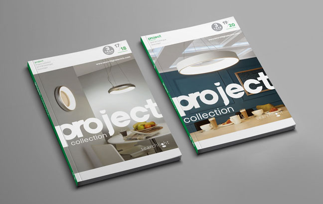 Searchlight - Project Collection catalogue