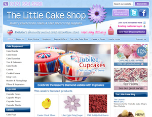 Cake Decorating Job In Uk : Cake Decorating Supplies Uk